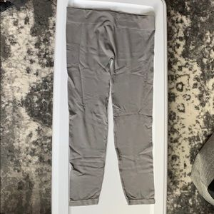 Vanity grey leggings- worn once!
